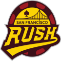 Logo de San Francisco Rush
