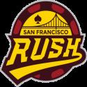 Logo de San Francisco Rush