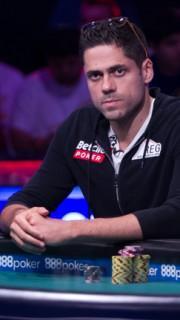 Benjamin Pollak, tercero en las WSOP 2017