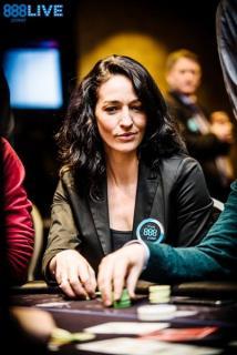 Kara Scott, una de las embajadoras de 888poker