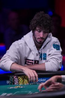 Dan Ott, segundo clasificado en las WSOP 2017