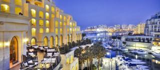 El Hilton Malta tiene unas vistas increíbles