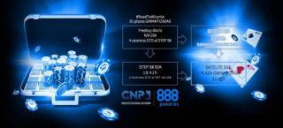 Clasifícate jugando poker online para el CNP888 Alicante