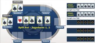Reglas de Texas Poker Hold'em