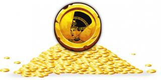 La moneda de Cleopatra