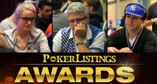 Los ganadores de los PokerListings Awards 2016