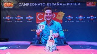 Enríquez, ganador en Madrid, eliminado.