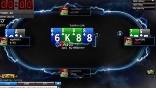 Blast, la aplicación Sit-and-Go de 888poker