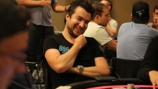 Chris Moorman, disfrutando del poker