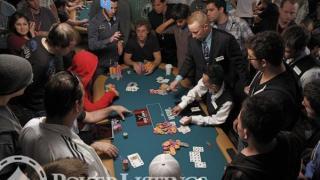 Ejemplo de cálculo de bote secundario en poker