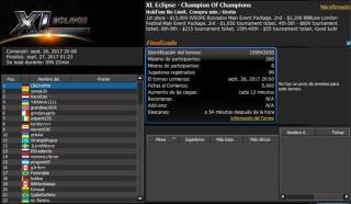 """""""CllsDntMttr"""" ganó el Champions of Champions"""