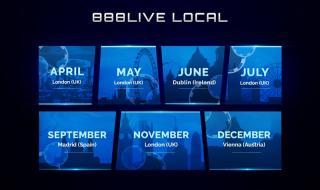 888poker organizará siete pruebas del 888Live Local