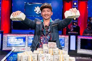Qui Nguyen, campeón de las WSOP 2016