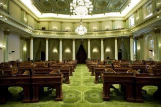 Asamblea de California, nuevamente protagonista