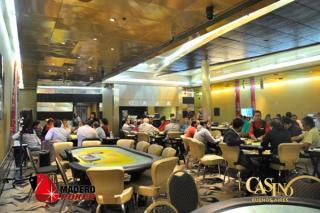 Sala de Poker de Casino Buenos Aires
