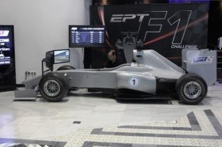 Podrás competir en un simulador de Fórmula 1