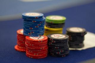 Fichas de torneos de Texas Holdem