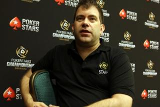 Neil Johnson, habló de los eventos en vivo de PokerStars