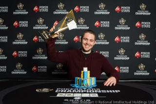 Ben Tollerene dominó el Súper High Roller de $50.000
