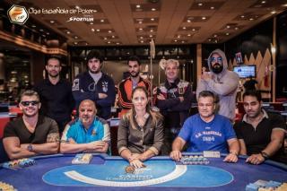 La mesa final del LÑP Málaga 2016