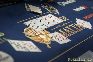 Triple All-in en la Battle of Malta