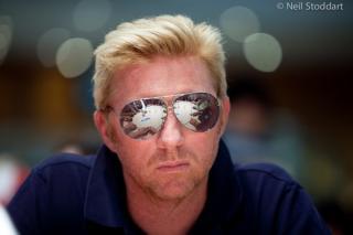 Boris Becker, un hueso duro de roer en las mesas de poker