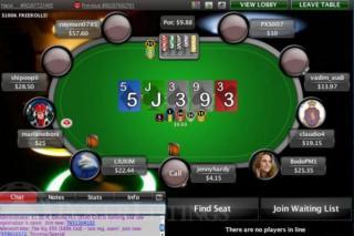 salas de poker