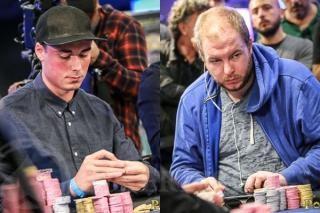 Berglund y Finnighan, el mano a mano