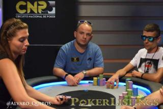 Juan Francisco Bonilla estuvo en la mesa final