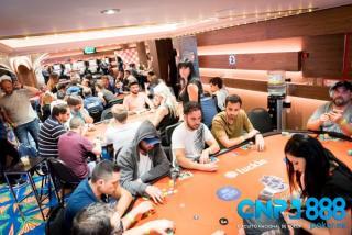 Más de 60 jugadores en el Día 1A del CNP888 Bilbao