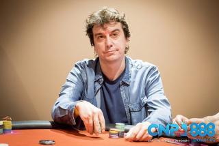 Javier Veiga llegó al Día 3 en el CNP888 Bilbao