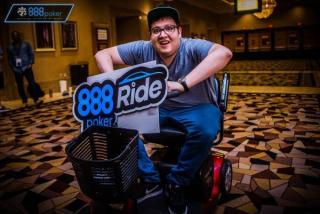 Parker Talbot se divierte en 888poker