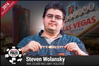 STEVEN WOLANSKY