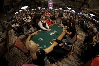 Sala Amazon de las WSOP
