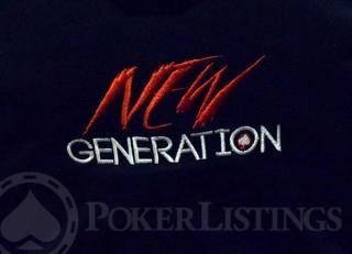 Parche que llevan los jugadores de la New Generation