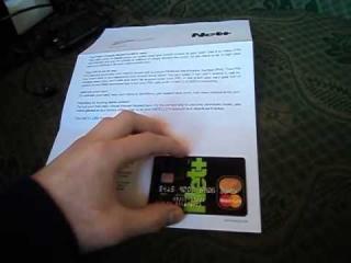 MasterCard de Neteller de prepago