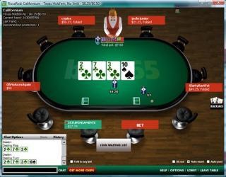 Mesa de Bet365 online para jugadores