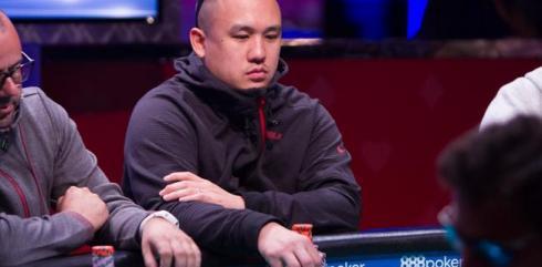Jerry Wong, dispuesto a remontar en el November Nine