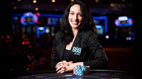 Kara Scott, una de las últimas embajadoras de 888poker
