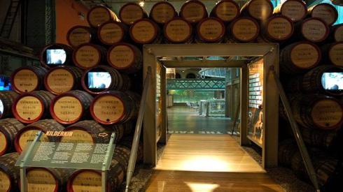 La Fábrica de Guiness es el sitio más visitado de Dublín