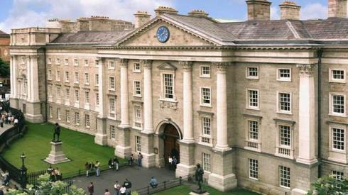 El Trinity College es la Universidad más famosa de Irlanda