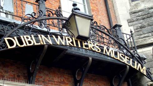El Museo de Escritores de Dublín es un buen lugar para relajarse en la ciudad