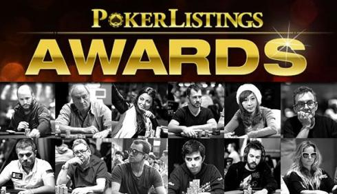 Nominados para los Spirit of Poker Awards 2016