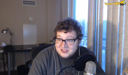 Parker Talbot, un experto de Twitch