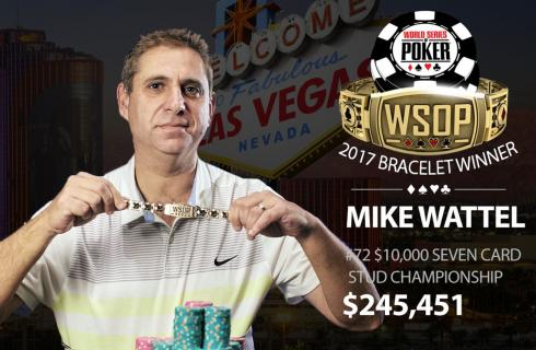Mike Wattel WIN