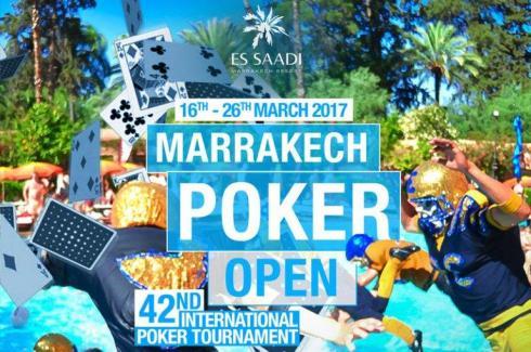 El Marrakech Poker Open llega para final de Marzo
