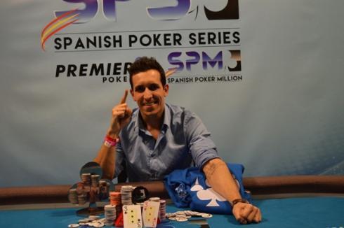 Rodrigo Strong, ganador de las SPS 2015