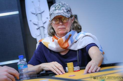 Sally Stephens, de la Battle of Malta al Winners Club