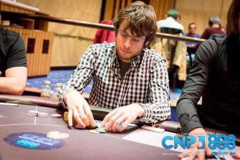 Gerard Carbó, en el CNP888
