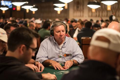 Mike Sexton, embajador del poker mundial